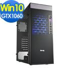 華碩Z370平台[荒野勇士]i5六核GTX1060獨顯OPTANE超激速效能Win10電腦