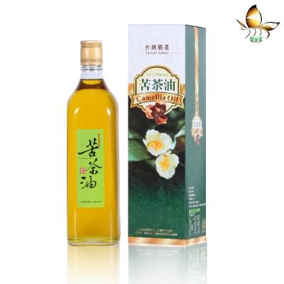 蝶米家 100%台灣天然苦茶油(600ml)