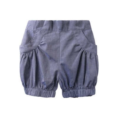baby童衣 女童純棉縮口燈籠褲 52375