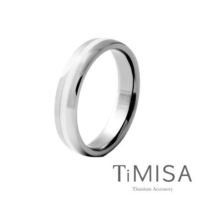 TiMISA《真愛宣言》純鈦戒指(三色可選)