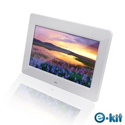 e-Kit 逸奇 10吋白天使數位相框電子相冊 DF-F024