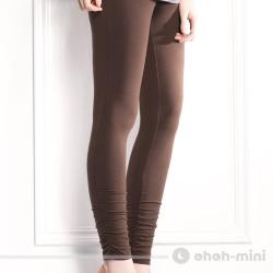 【ohoh-mini 孕婦裝】長腿姐姐百搭彈性窄管孕婦褲