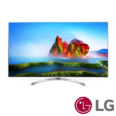 LG樂金 55型 IPS 4K UHD 聯網液晶電視 55SJ800T