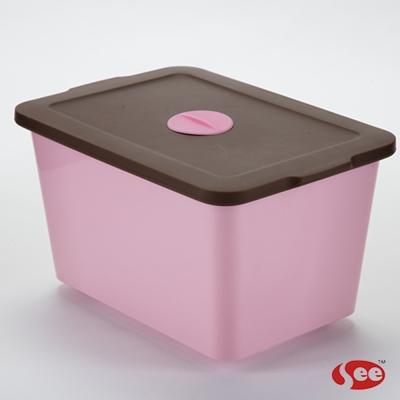 Breere 會呼吸的保鮮盒方形2000ml(2色)