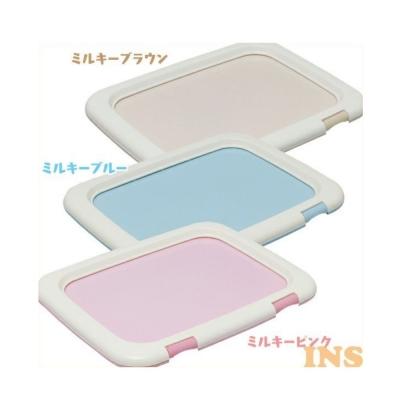 日本IRIS 抗菌平面狗便盆FMT-635 1入