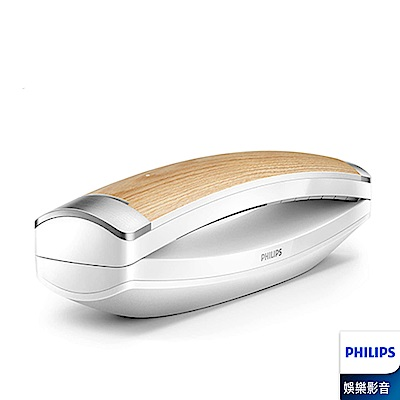 PHILIPS飛利浦 頂級設計家數位答錄無線電話 M8881WW / M8881