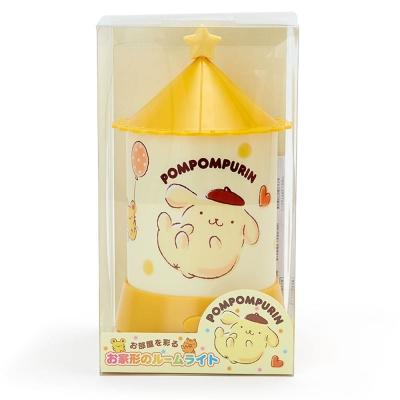Sanrio 布丁狗可愛房屋造型室內擺飾燈(手繪圓滾滾)