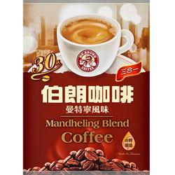 伯朗咖啡 三合一曼特寧風味(30包/袋)