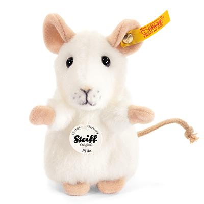 STEIFF德國金耳釦泰迪熊 - 寵物樂園 Piff Mouse(10cm)