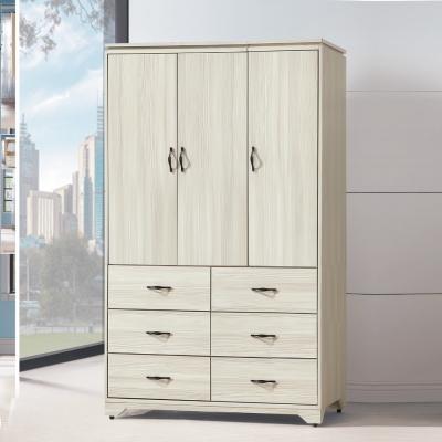 AS-輝夜姬4x7尺衣櫥-119x55x202cm
