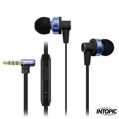 INTOPIC 廣鼎-重低音鋁合金耳機麥克風 JAZZ-I68