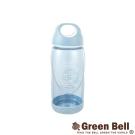 【GREEN BELL綠貝】400ml輕巧防滑隨手杯附止滑墊(藍)