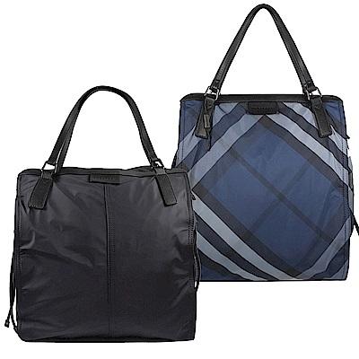 BURBERRY 尼龍束口購物包均一價 @ Y!購物