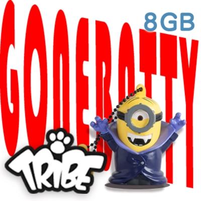 義大利TRIBE - 小小兵 8GB 隨身碟 - 吸血鬼小小兵
