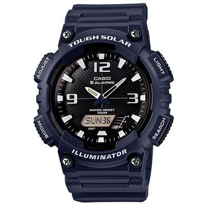 CASIO-新一代光動遊俠雙顯運動錶-AQ-S810W-2A2-黑面x藍色-46-6mm