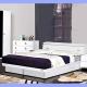 群居空間 露葵5尺掀床房間組 床頭箱+掀床+床墊 白色 product thumbnail 1