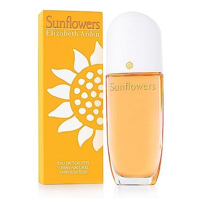 Elizabeth Arden雅頓  Sunflower 向日葵女性淡香水 100ml
