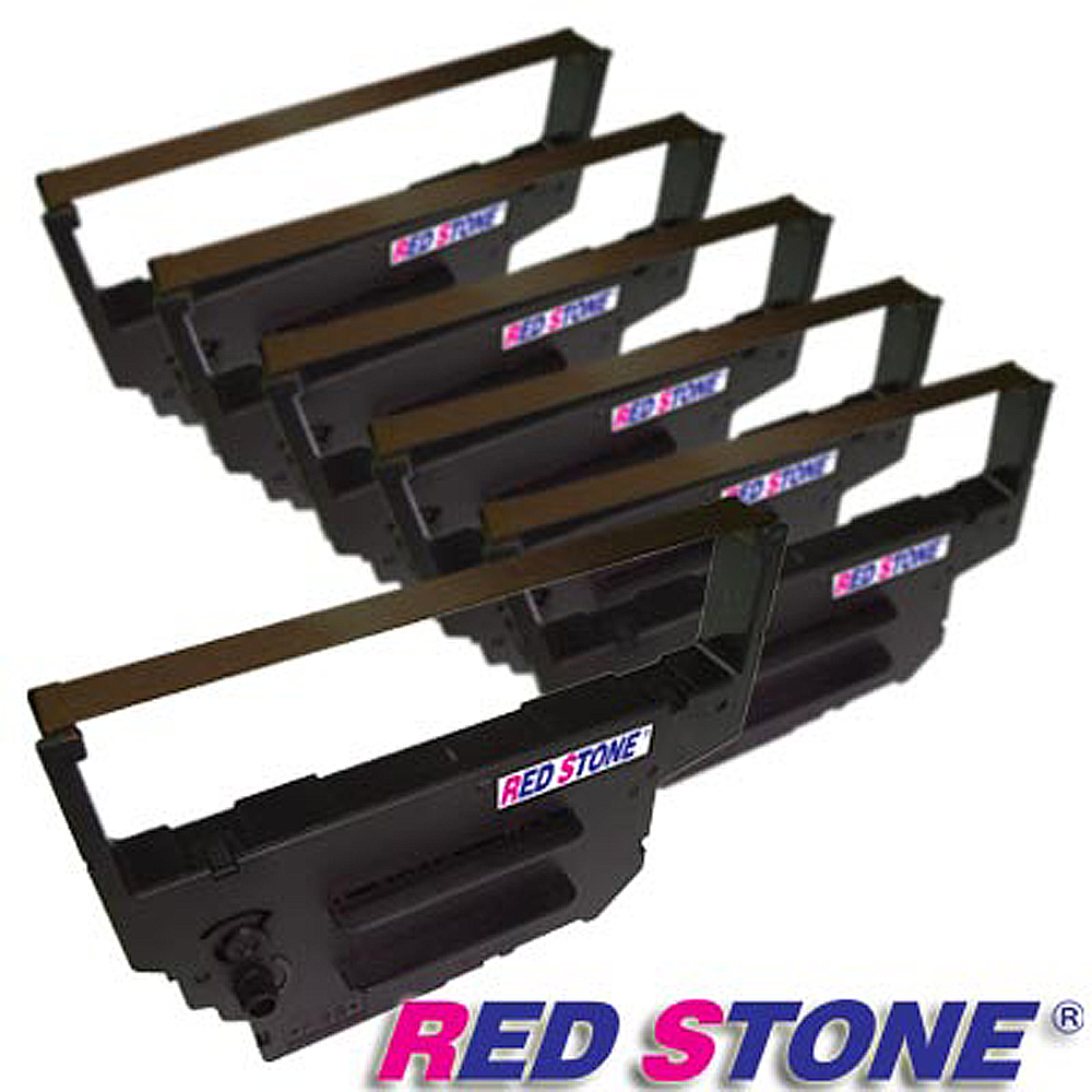 RED STONE for NCR 5674/5685收銀機/記錄器 紫色色帶組(1組6入)