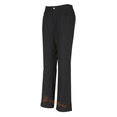 Wildland 荒野 W2301-96深鐵灰 女 防風防潑水保暖長褲