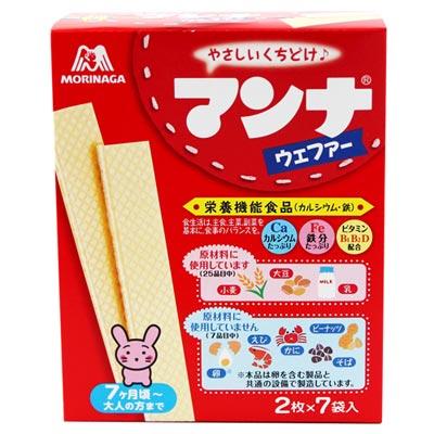 森永 MANNAR威化餅(35.7g)