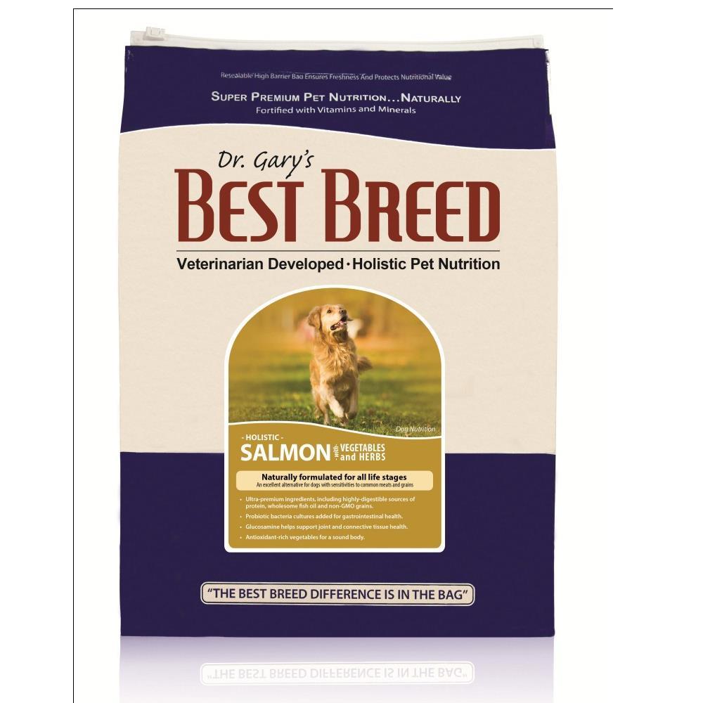 BEST BREED貝斯比《全齡犬鮭魚+蔬菜香草配方-BBV1301》1.8kg