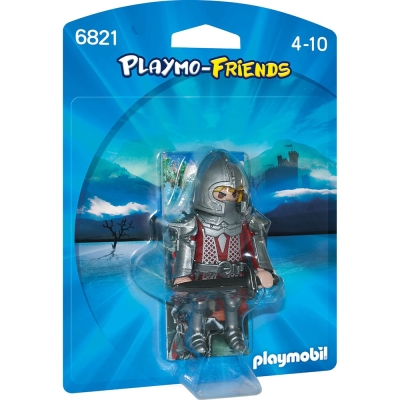 playmobil-鐵騎士