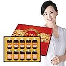 華齊堂 元氣雙蔘雞精禮盒(60mlx10瓶)1盒