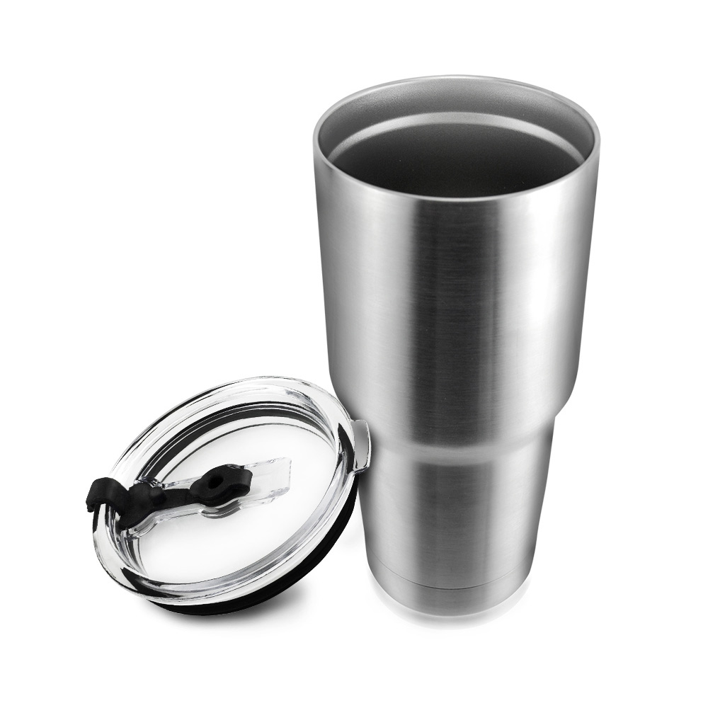 美國AquaSoda 304不鏽鋼雙層保溫保冰杯-超值二入組