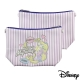 Disney迪士尼漫畫條紋公主系大容量化妝包/萬用包-灰姑娘 product thumbnail 1