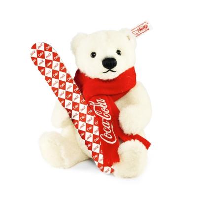 STEIFF德國金耳釦泰迪熊 - 可口可樂熊 (限量版)