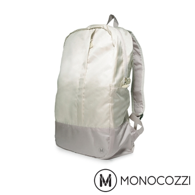 MONOCOZZI Lush Foldable Backpack 魔術折疊背包 - 卡其色