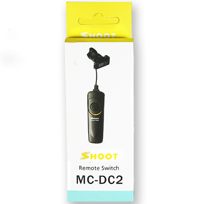 SHOOT MC-DC2電子快門線