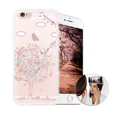 EVO反重力 iPhone 6s PLUS 亮粉空壓手機殼(相思樹)