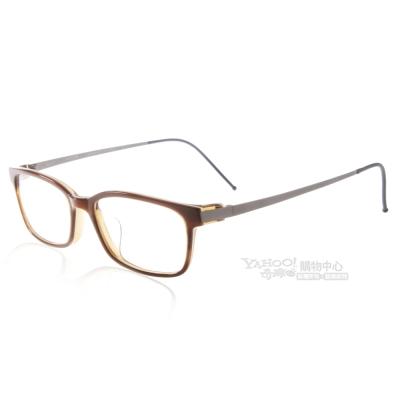 JULIO眼鏡 完美工藝/咖啡棕#MILAN BRNW