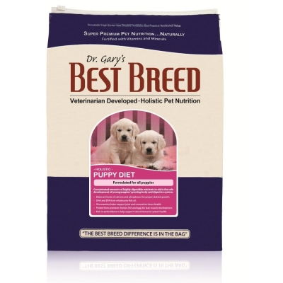 BEST BREED貝斯比《幼犬高營養配方-BB2106》6.8kg
