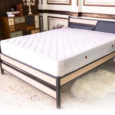 時尚屋 安格爾透氣舒壓5尺雙人獨立筒床墊
