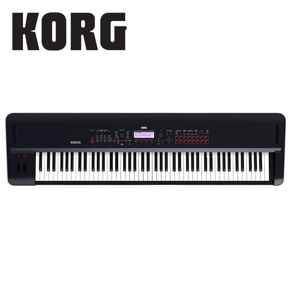 KORG KROSS 2 88鍵合成器鍵盤工作站