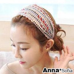 哈薩圖騰 韓式寬髮箍