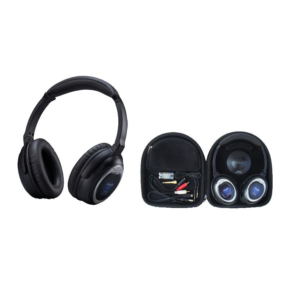 Pro.2 無線2.4G發射器+無線耳機組合DT-201K