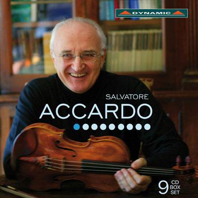 魔鬼帕格尼尼的第一把交椅 阿卡多的絕世琴藝 9CD