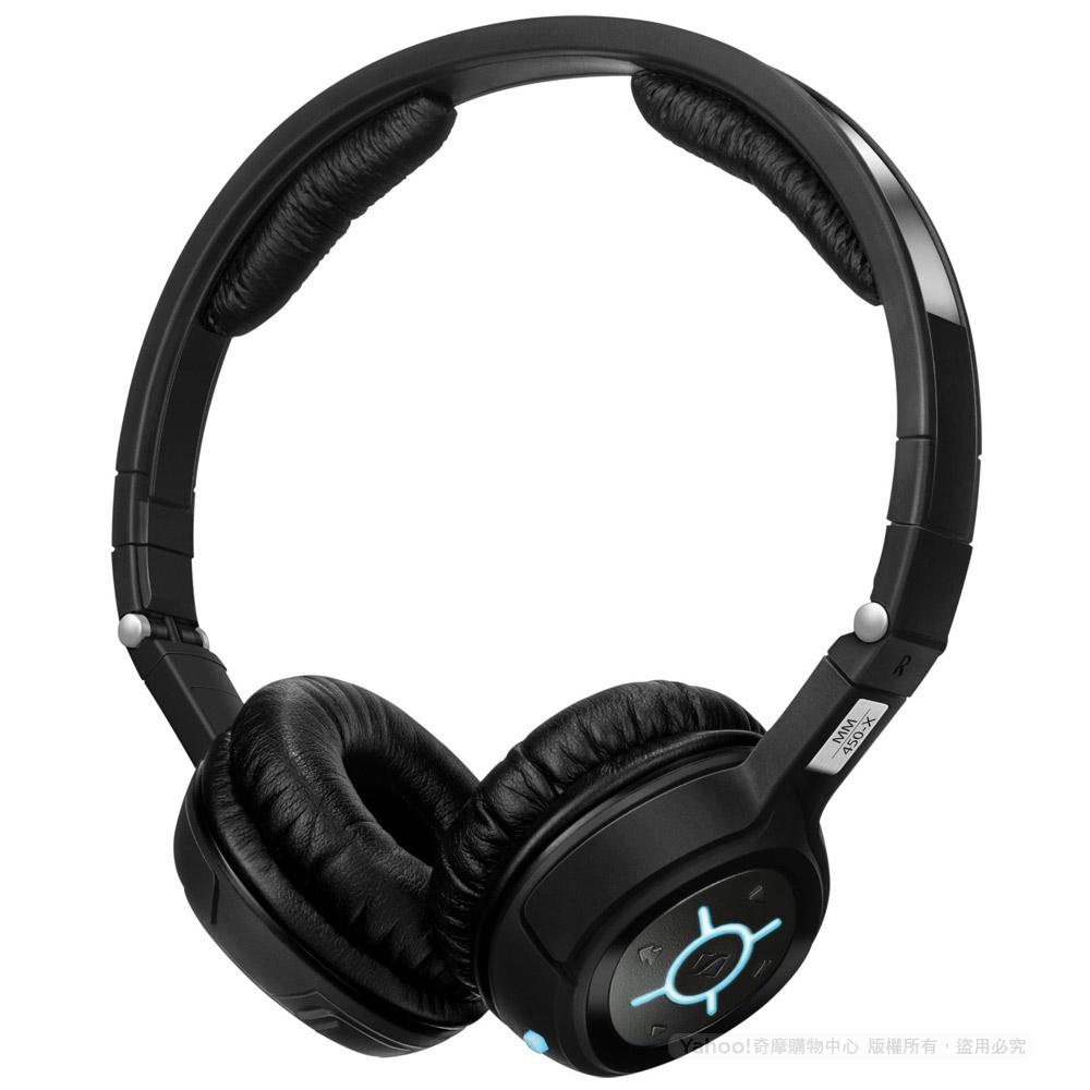 SENNHEISER MM 450-X TRAVEL 行動專用無線藍牙耳機(附航空用接線) @ Y!購物