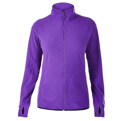 【Berghaus 貝豪斯】女款PRISM  刷毛保暖 IA外套H22F26-紫