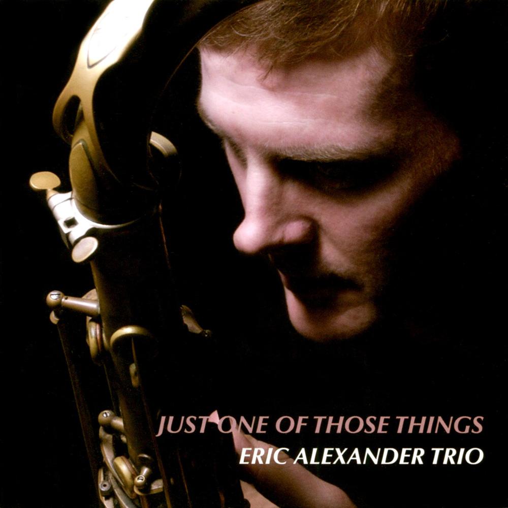 艾瑞克亞歷山大三重奏那件微不足道的小事LP