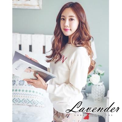 睡衣 簡約居家情侶款睡衣(女)Lavender
