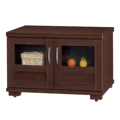 Bernice-黛比2.2尺雙門電視櫃(三色可選)-66x48x51cm