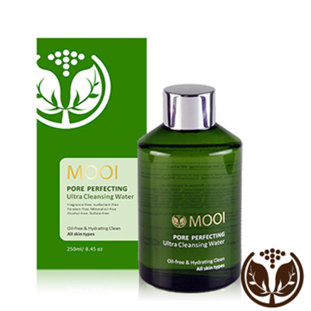 MOOI細養美學 毛孔美形高效潔膚水250ML
