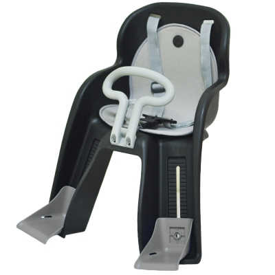 GH-516 自行車前置型兒童安全座椅 (黑)
