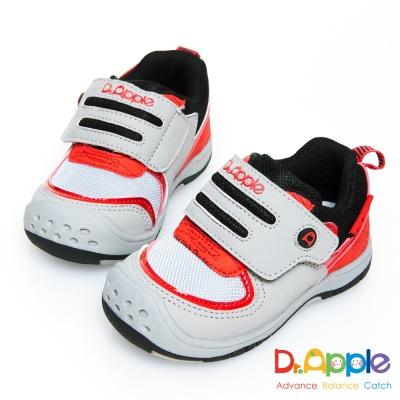 Dr. Apple 機能童鞋 夢幻童話故事跳色閃亮小童鞋款 灰