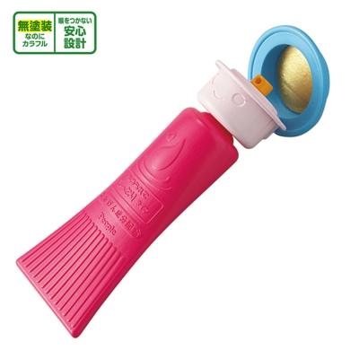 日本People-新乳液瓶身咬舔玩具(固齒器)