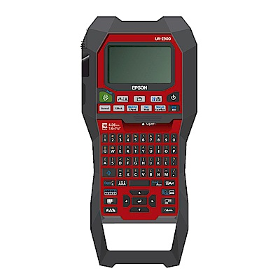 EPSON LW-Z900工程用手持標籤機